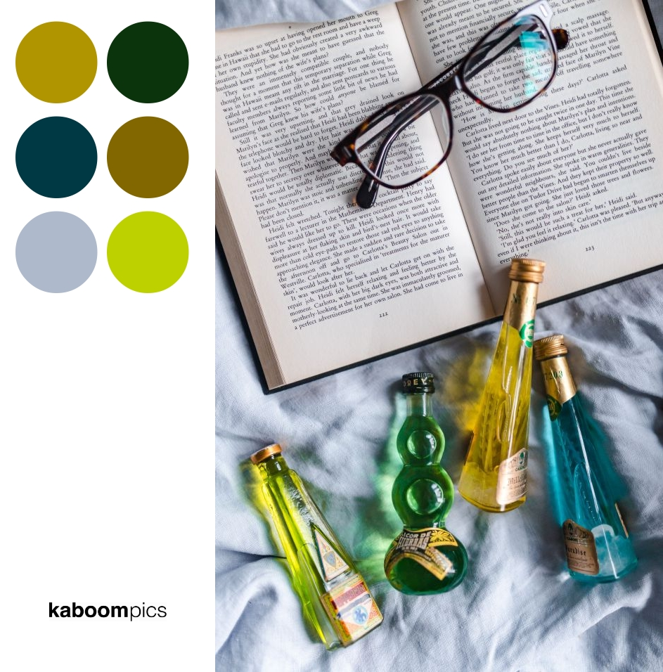Your weekly colors inspiration