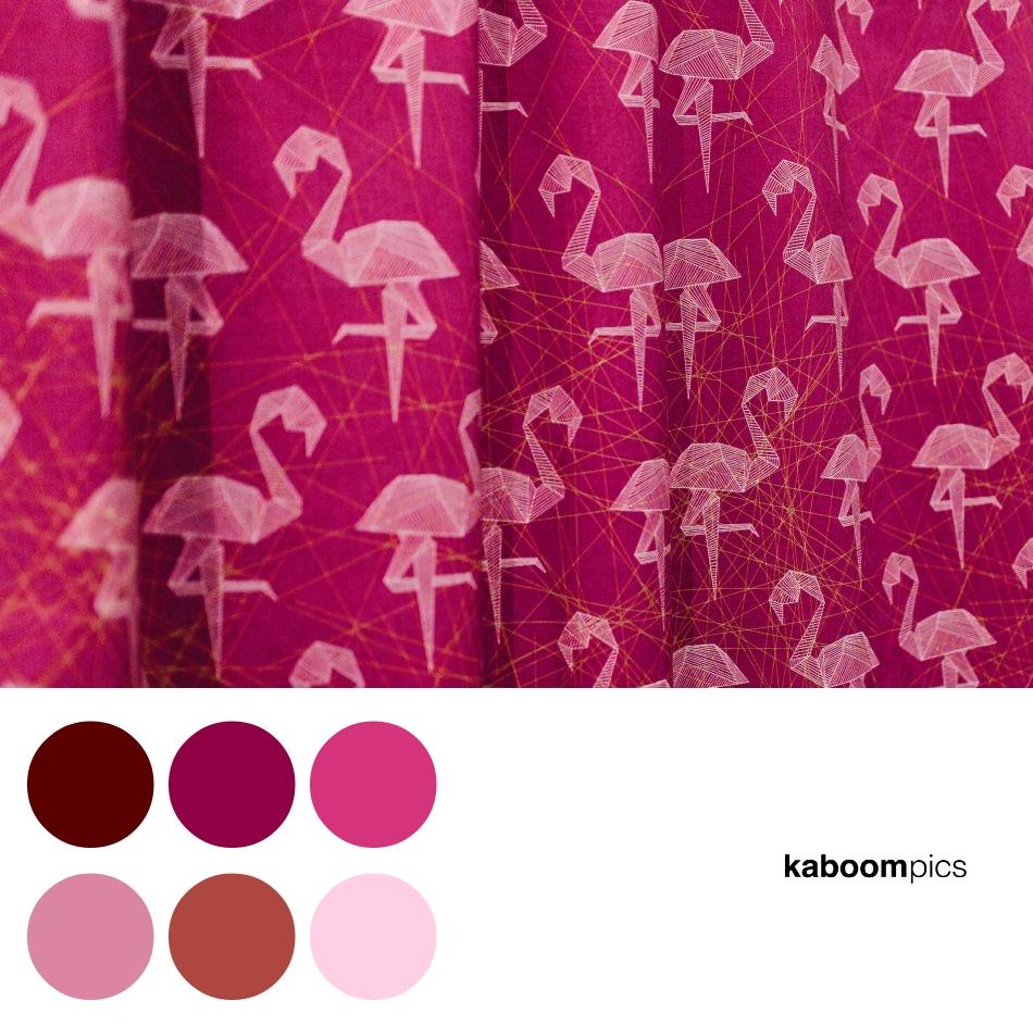 Color Scheme Inspiration - COLORFUL MACAROONS IN PANTONE MUG