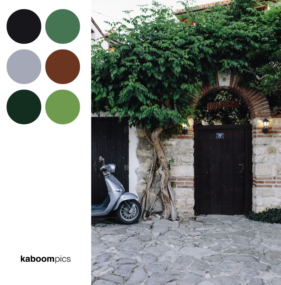 #KABOOMCOLORS - Your weekly colors inspiration