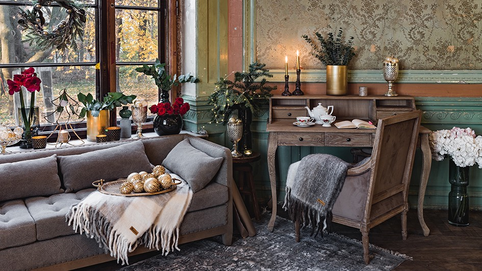 5 Christmas color palettes that are far from the ordinary