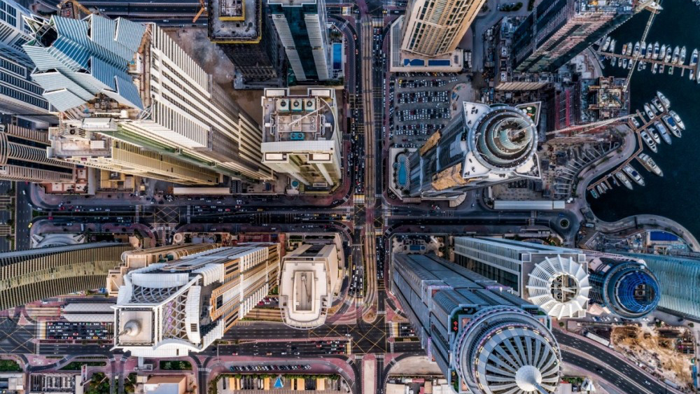 Dronestagram Presents: Best Drone Pictures Of 2017