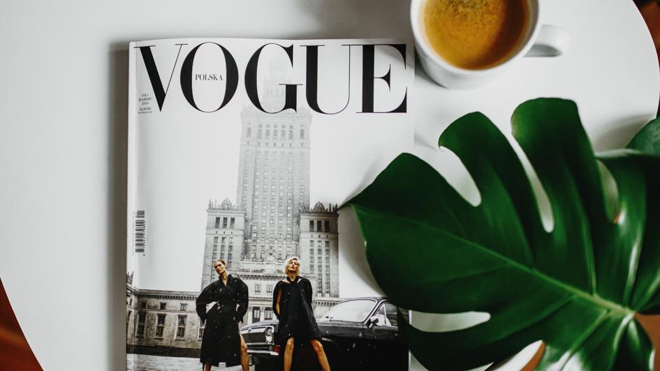Juergen Teller, Anja Rubik, Małgosia Bela – The First Polish Vogue